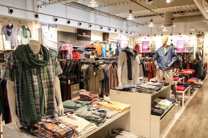 Herrenmode Adler Modemärkte