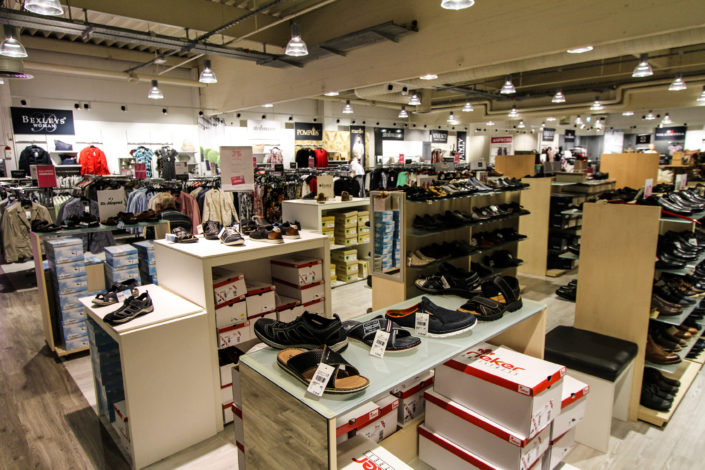 Schuhe Adler Modemärkte