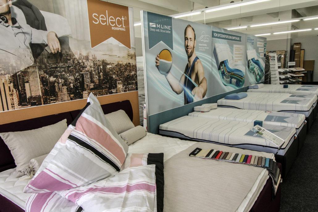 matratzen lager amazing die matratzen union gmbh ist ihr. Black Bedroom Furniture Sets. Home Design Ideas