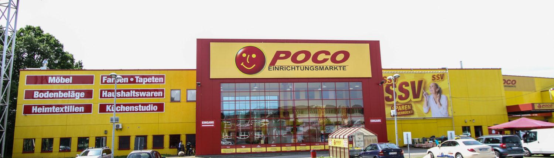 POCO Einrichtungsmarkt Hamburg-Halstenbek