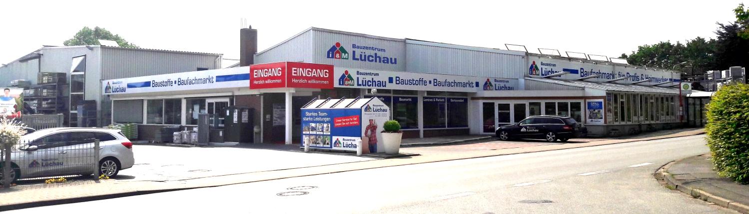 Lüchau Bauzentrum Halstenbek