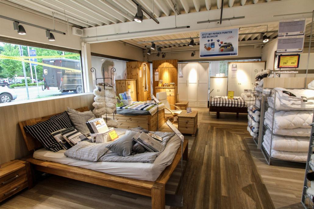 Dänisches Bettenlager - Wohnmeile Halstenbek