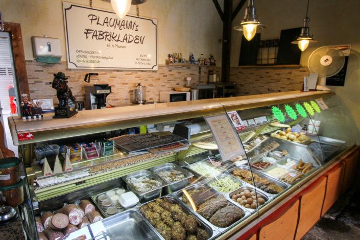 Plaumanns-Fabrikladen Foto 1