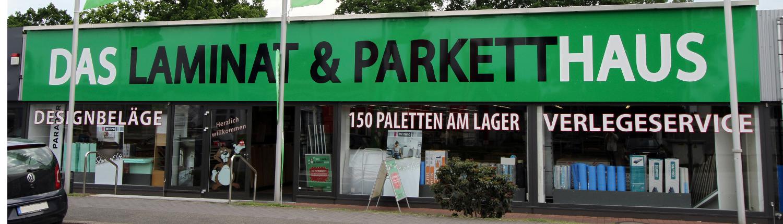 Das Laminat & Parketthaus Halstenbek